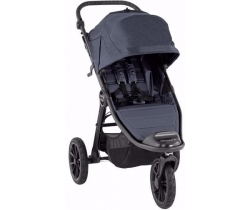 Baby Jogger City ELITE 2+Pałąk+Folia - wózek spacerowy/Carbon