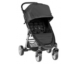 Baby Jogger City Mini 2/4w  Wózek spacerowy JET+Pałąk