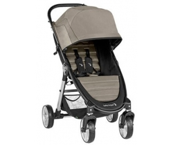 Baby Jogger City Mini 2/4w  Wózek spacerowy SEPIA