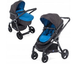 URBAN STROLLER PLUS CROSSOVER Chicco - Wózek głeboko-spacerowy 2w1