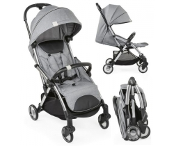 CHICCO GOODY LEKKI WÓZEK SPACEROWY DO 22 KG *Cool Grey*