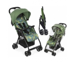 CHICCO WÓZEK SPACEROWY OHLALA +FOLIA 3,8KG TROPICAL JUNGLE