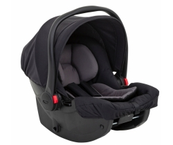 Graco Fotelik  Snugessentials i-Size Midnight Black