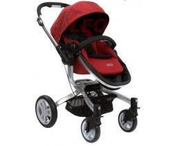GRACO Wózek Spacerowy SYMBIO Chili Red